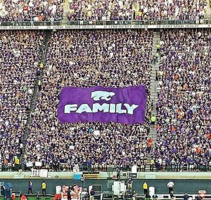 An undeniable element of the @KState culture is the family atmosphere! http://bit.ly/1rXjOzP