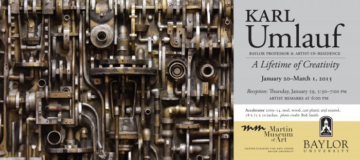 Karl Umlauf: A Lifetime of Creativity