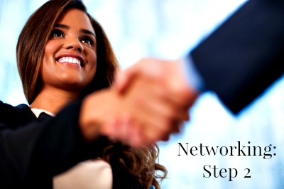 networking step 2