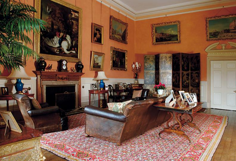 Le ch teau de highclere downton abbey les chroniques Home architecture tv show
