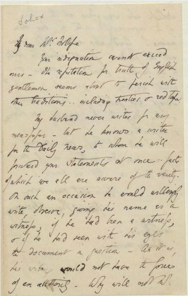 Elizabeth browning research papers