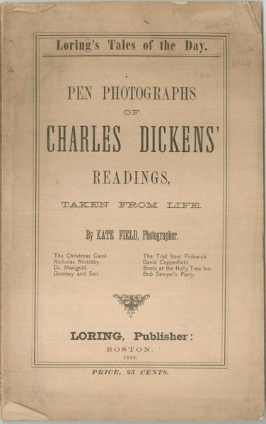 Charles-Dickens-Kate-Field