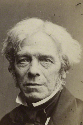 NPG Ax17794; Michael Faraday by John Watkins