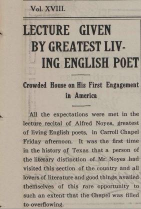 Noyes Headline