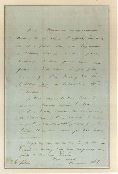 Victor-Hugo-letter-1