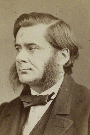 NPG Ax38172; Thomas Henry Huxley by Elliott & Fry