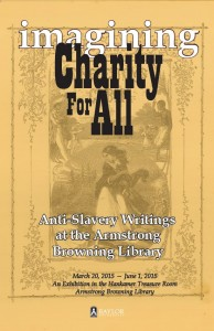 Imagining Charity for All poster