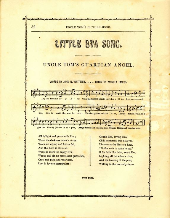 Little Eva Song