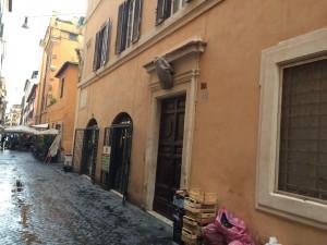 Via Bocca di Leone, Rome
