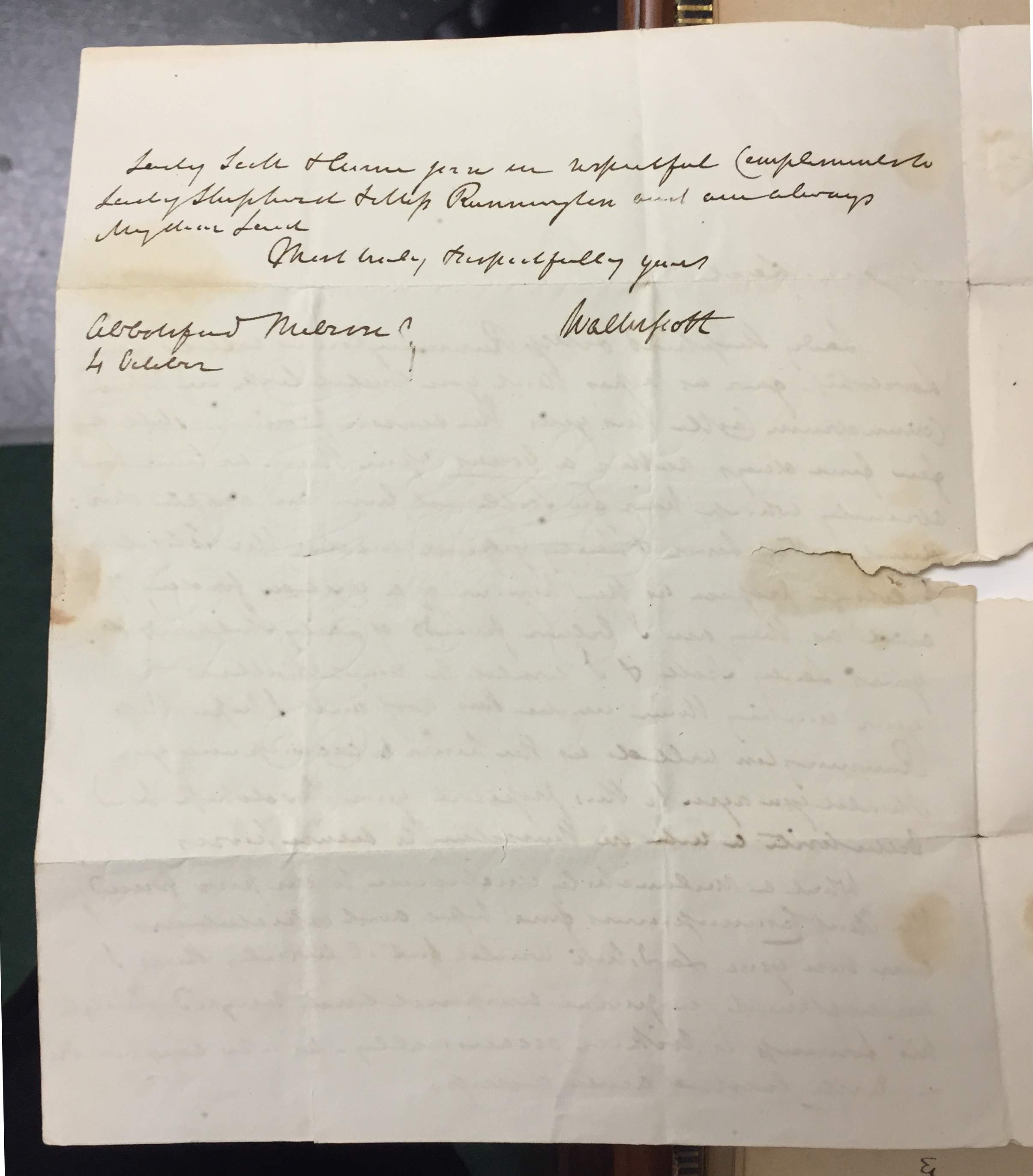 How To Address A Lord And Lady In A Letter