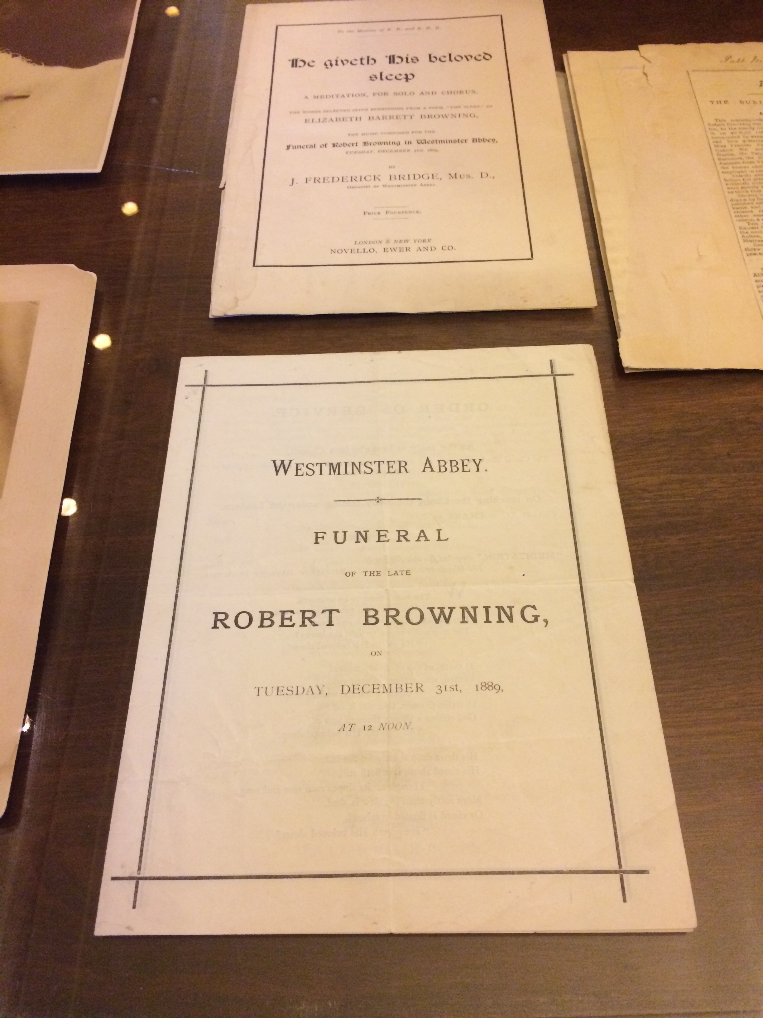 Jennifer Borderud | Armstrong Browning Library & Museum | Page 2