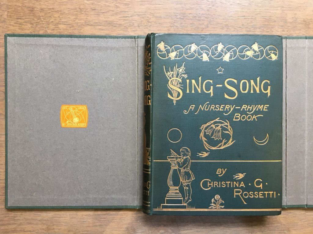 Christina Rossetti's Sing Song: A Nursery-Rhyme Book