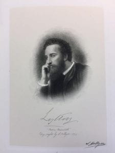 Robert, Earl of Lytton (1831-1891)