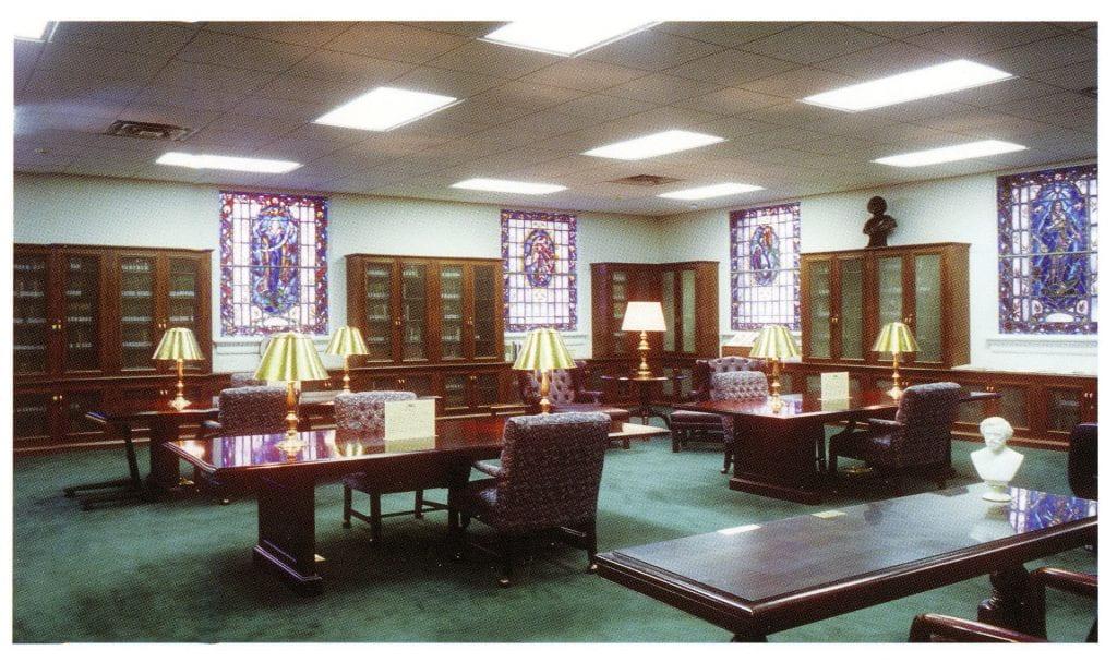 ABL Belew Scholars' Room