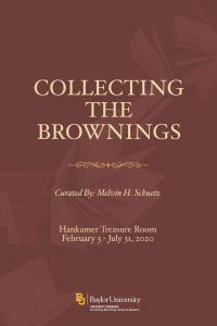 Collecting the Brownings