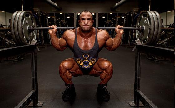 squat powerlifting