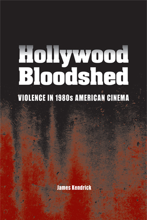 Hollywood Bloodshed Cover