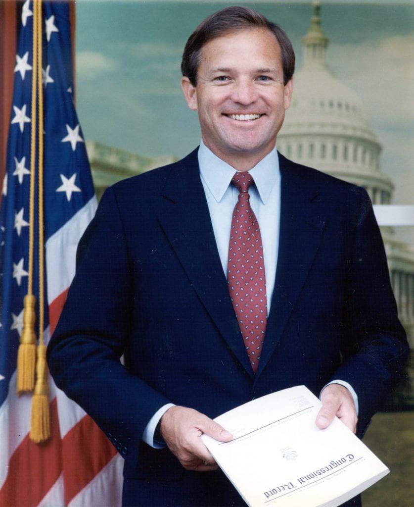 Chet Edwards Portrait