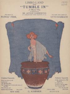 """""""Limbo-land,"""" 1919"""
