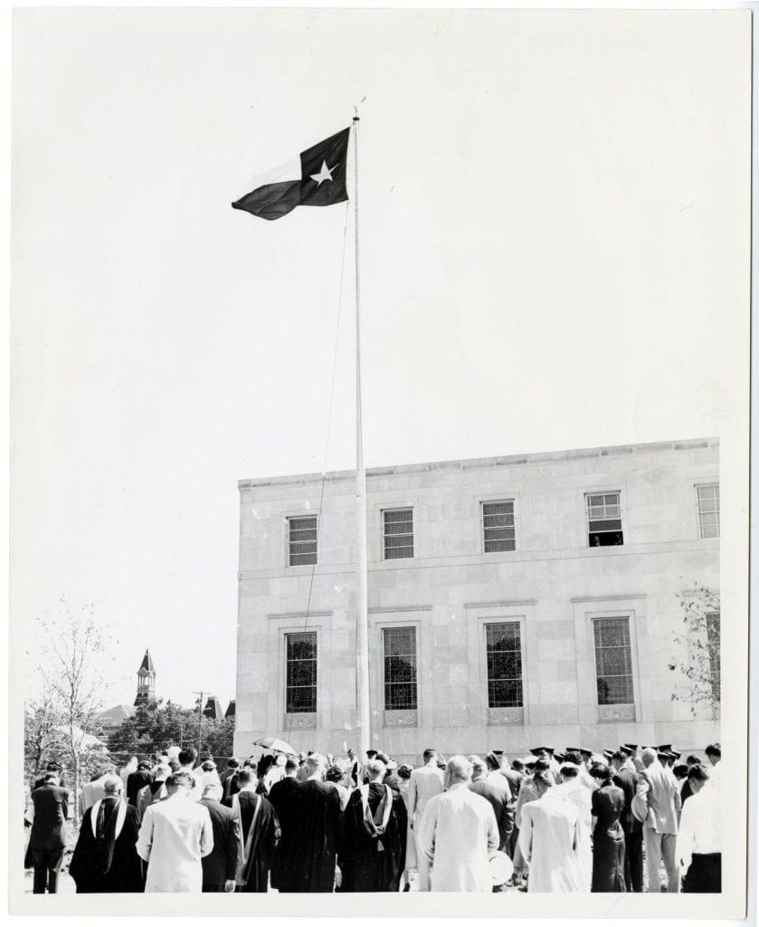 Flagpole Dedication 5