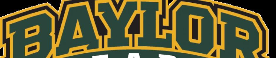 Baylor university schedule