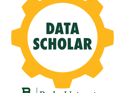 Two New Data Scholar Modules: Qualitative Coding with Excel & Tableau Parameters & Calculated Fields
