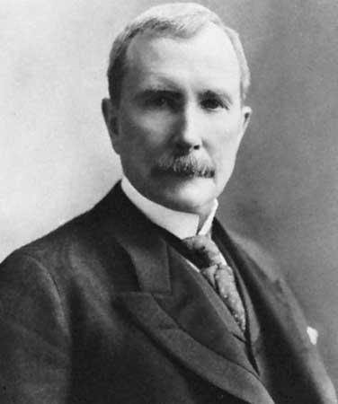 Rockefeller and Carnegie Robber Barons