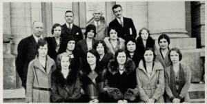 Kappa Delta Pi, 1931