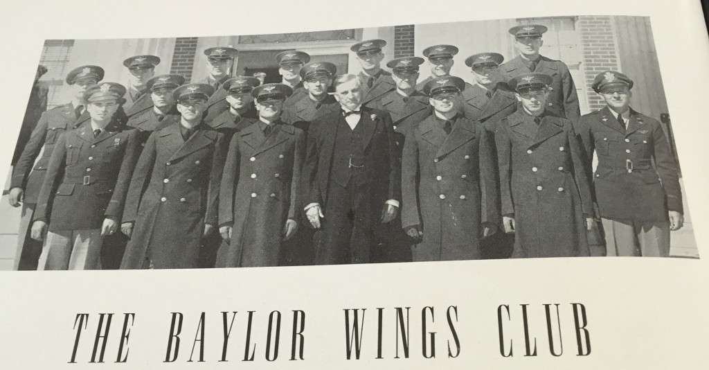 Wings club picture-yearbook