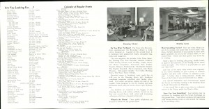 """""""Time on Your Hands"""" Union Brochure. Courtesy of the Texas Collection."""