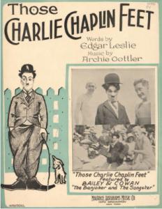 Those Charlie Chaplin Feet