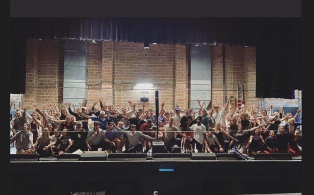 Sing Rehearsal