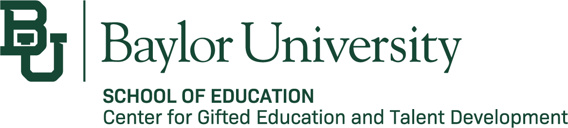 Center for Gifted Education and Talent Development