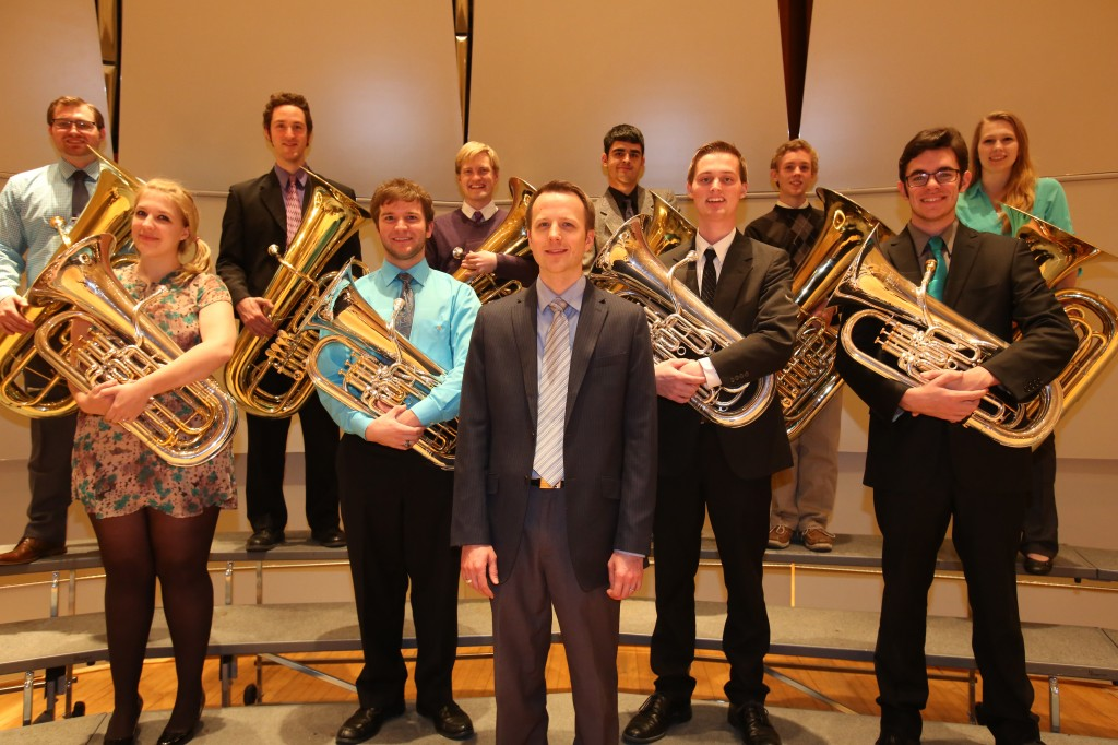 Baylor Tuba-Euphonium Ensemble