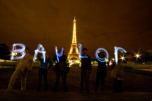 baylor in paris