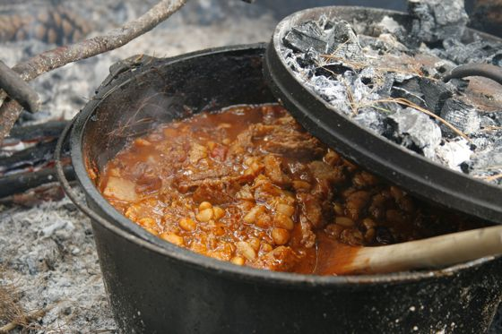Dutch Oven Outdoor Cooking Recipes
