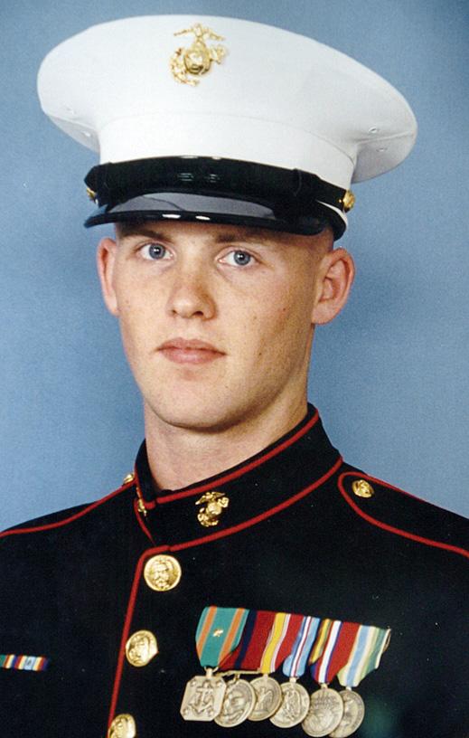 Machine Gunnery Sgt. John D. Fry