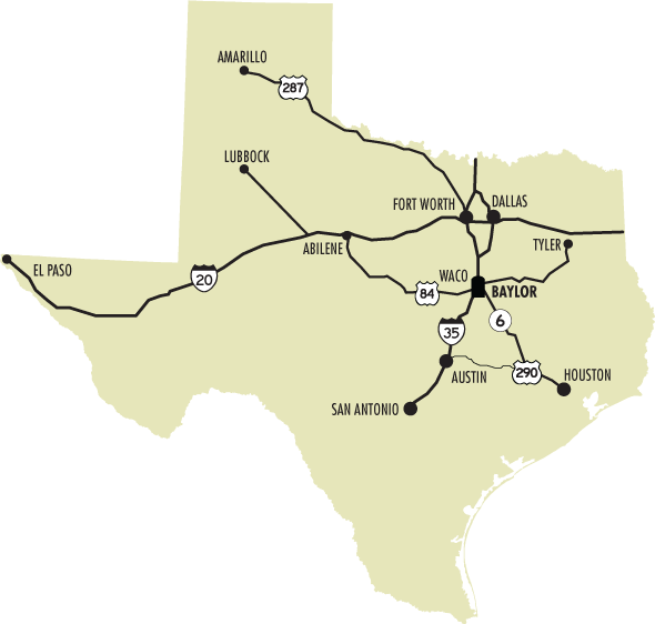 Map Of Texas Cities Some Of The Cities I Ve: Blake Groff's Fall 2013 MIS Class Site