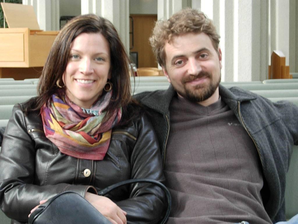Davide and Colleen Zori