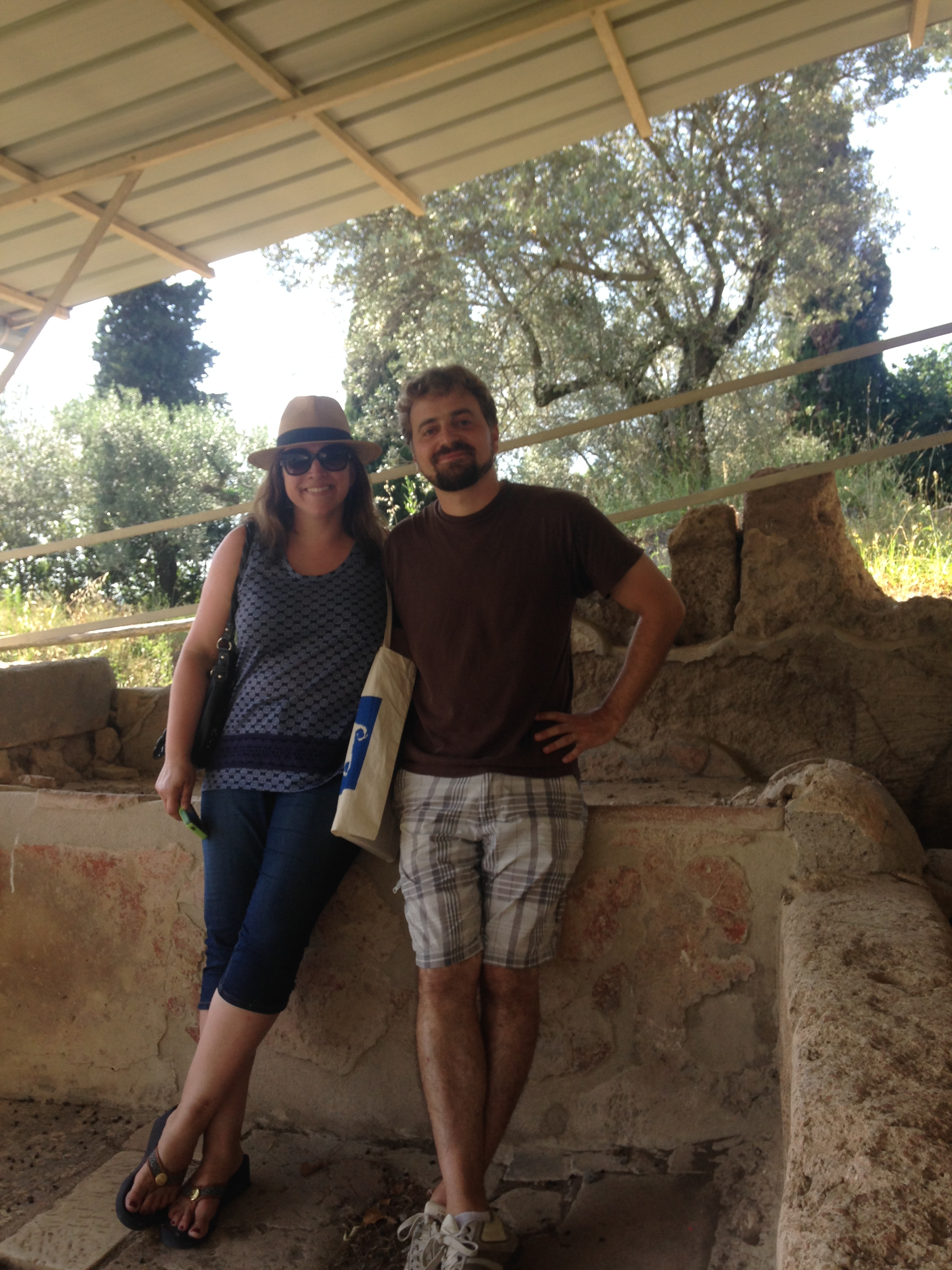 colleen-and-davide-in-italy