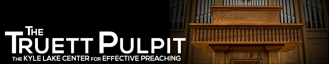 The Truett Pulpit