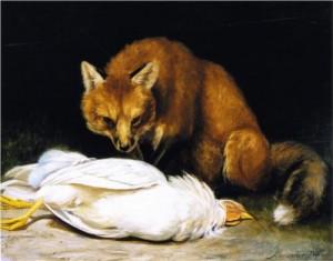 The Fox - Alexander Pope