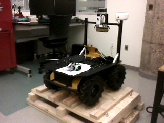 Lab Robots And Equipment Neuromorphic Amp Robotic Systems Lab