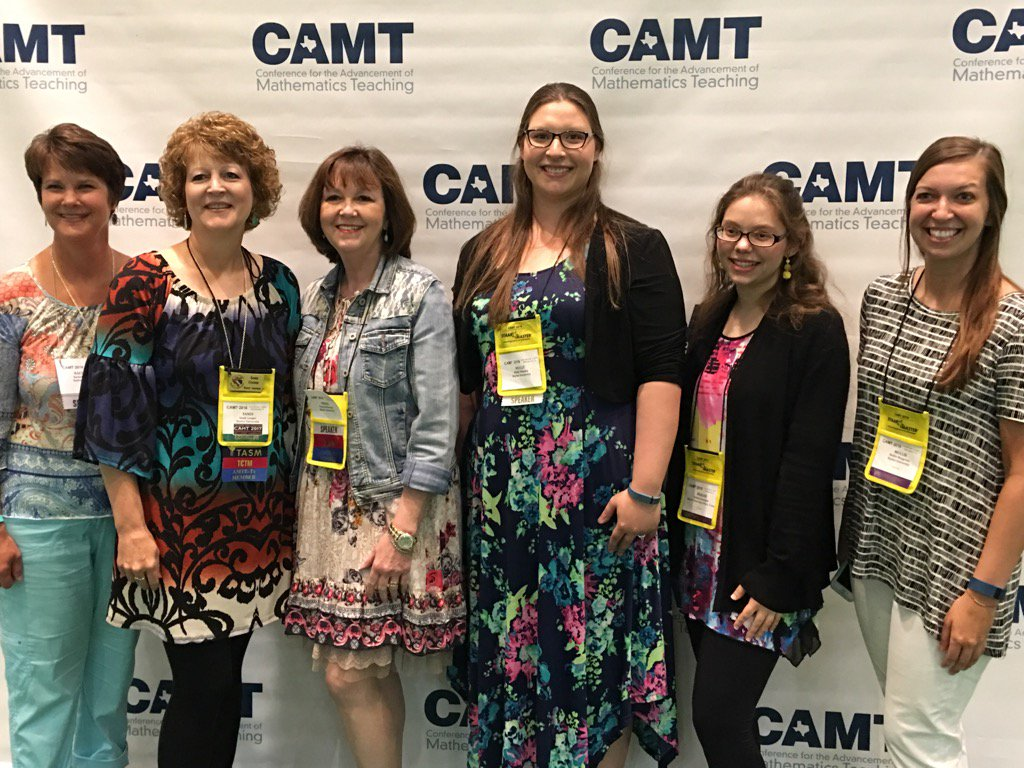 Dr trena wilkerson receives award and facultystudents present at camt 2016 group xflitez Image collections