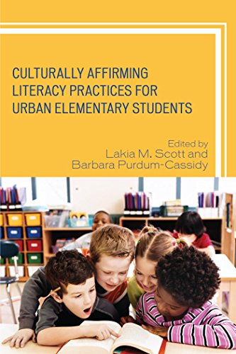 Culturally Affirming Literacy Practices