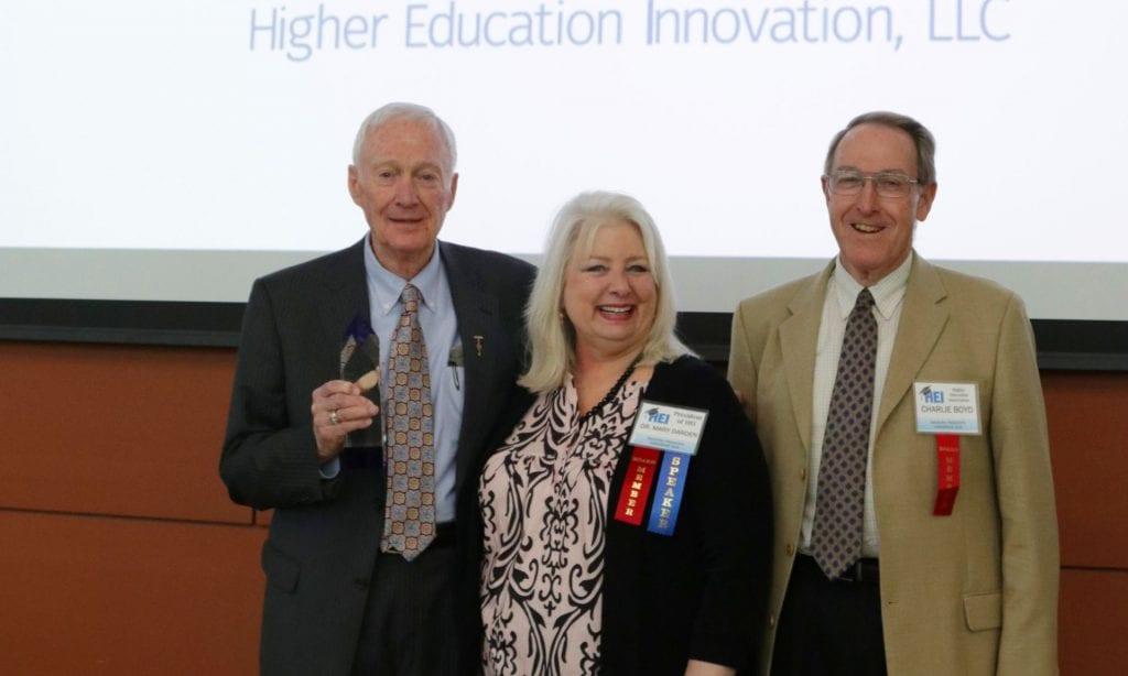 Robert Cloud, HEI Award