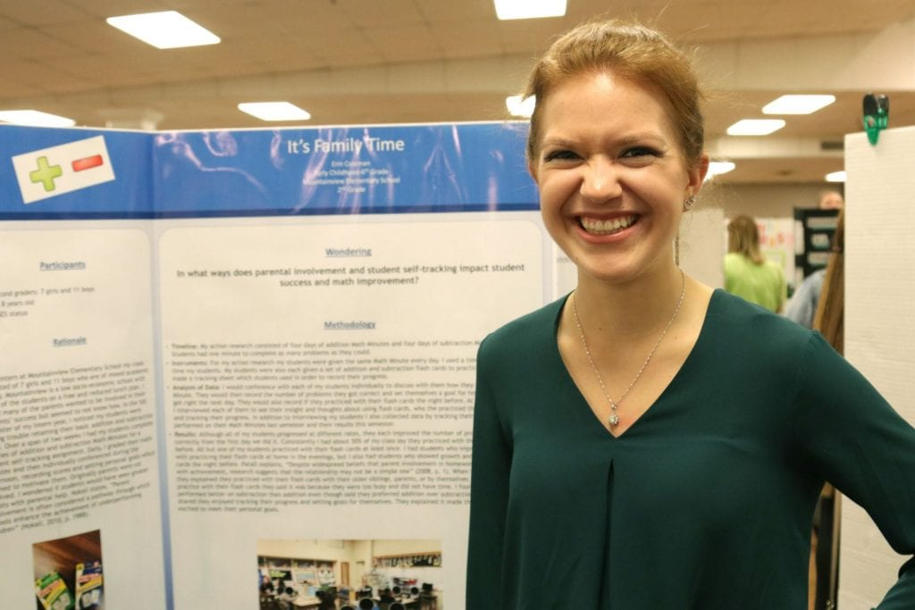 Erin Coleman - Action Research