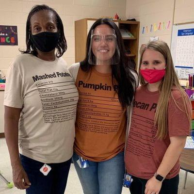 Emily Holland Teacher Team