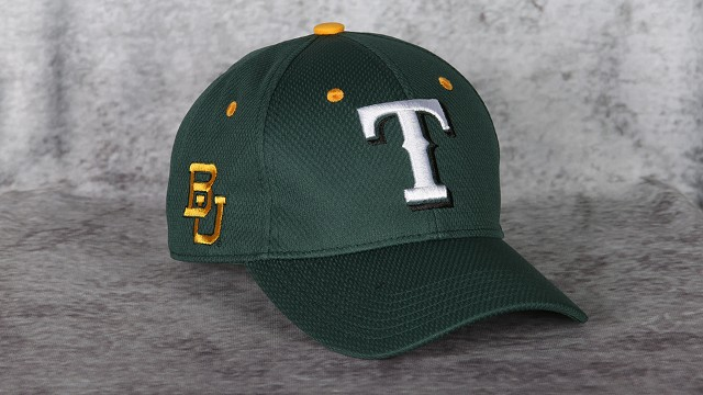 Don t miss out on Baylor Night with the Texas Rangers on Friday 22ba8dfa0ec