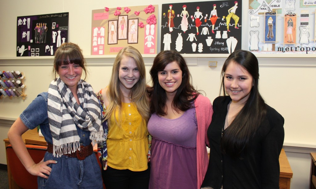 Baylor students win apparel design contest